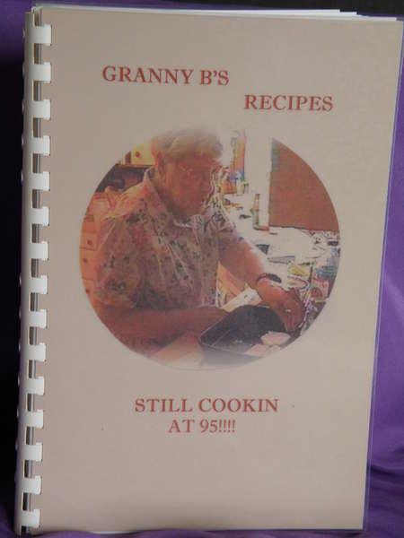 JFF...POD...Grandma's Cookbook
