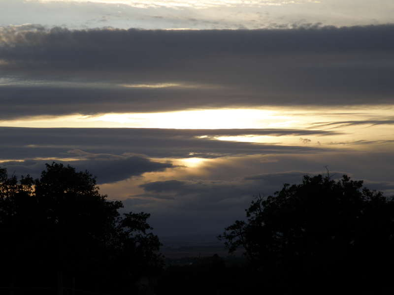 sunset...9-30-09