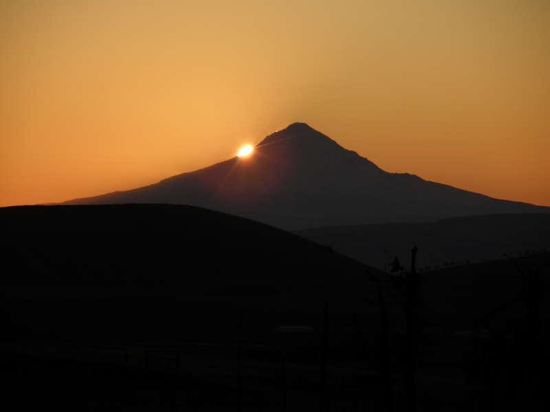 sunset...12-8-09