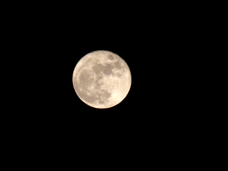 DEC 2015 / Photo Fun / #1 Full Cold Moon