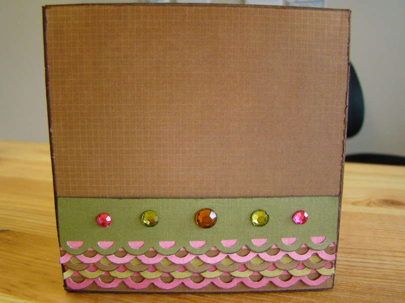 Kaiser Craft Photo Cube