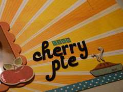 Sweet Like Cherry Pie