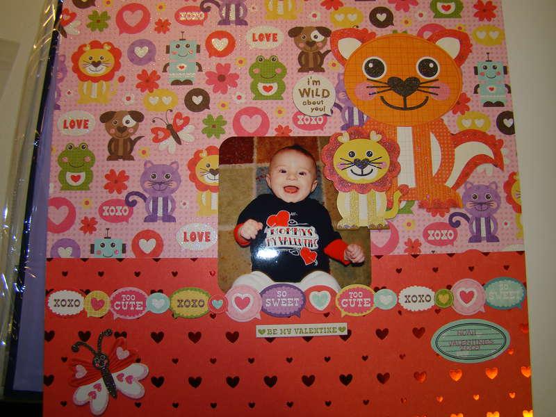 Noahs 1st Valentines