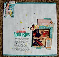 Spilled Sprinkles