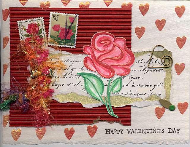 Valentines Collage
