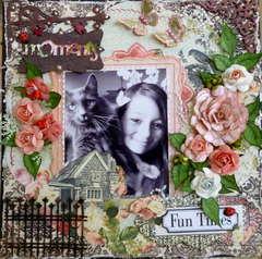 MOMENTS~MY CREATIVE SCRAPBOOK~