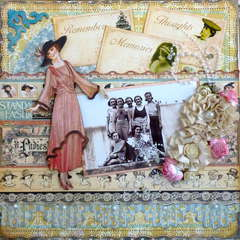 REMEMBER~SCRAPUTANTE~JULY KIT