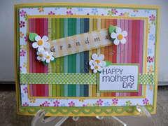Grandma- Happy Mother's Day