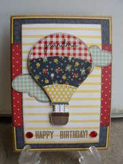 Grandma- happy birthday