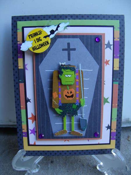 Frankly I dig Halloween