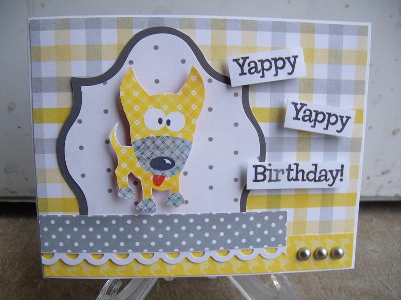 Yappy Yappy Birthday
