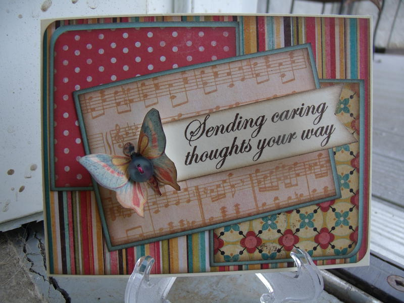 Sending caring thoughts your way