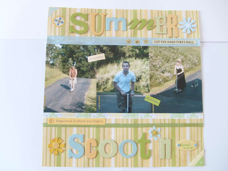 Summer Scoot'n