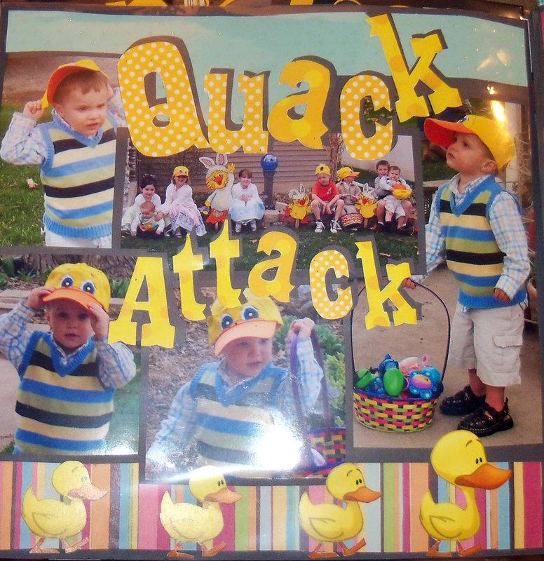 Quack Attack page 1
