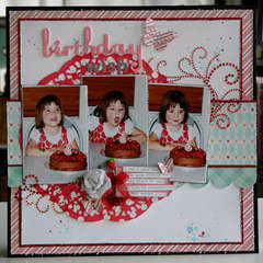 Birthday Wish by Gail Lindner