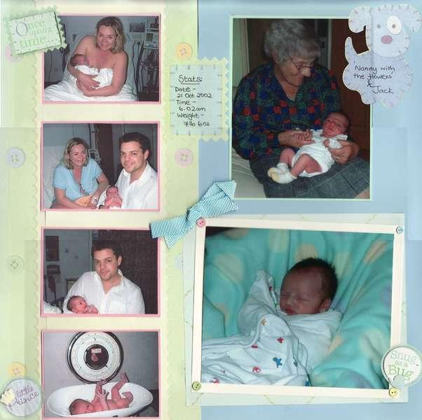Jack Steven Ainsworth (Part 1)