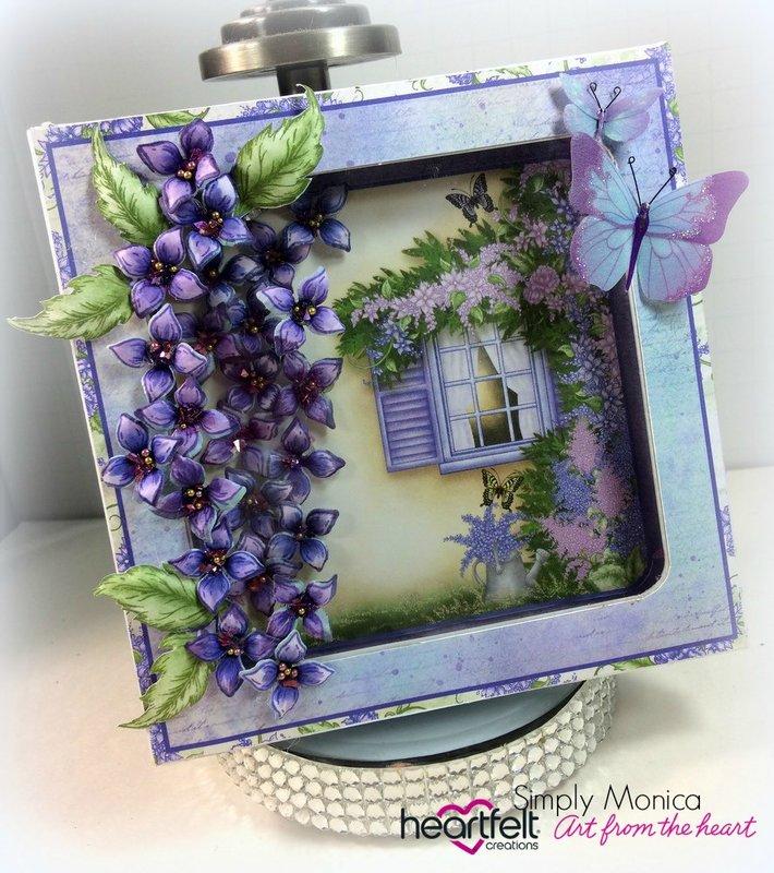 Box of Lilacs