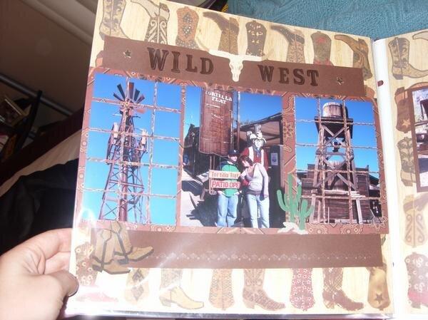 Wild West (L)