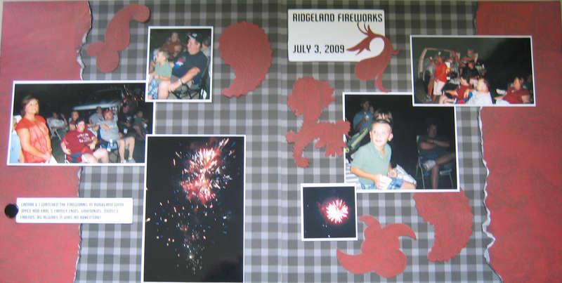 Ridgeland Fireworks