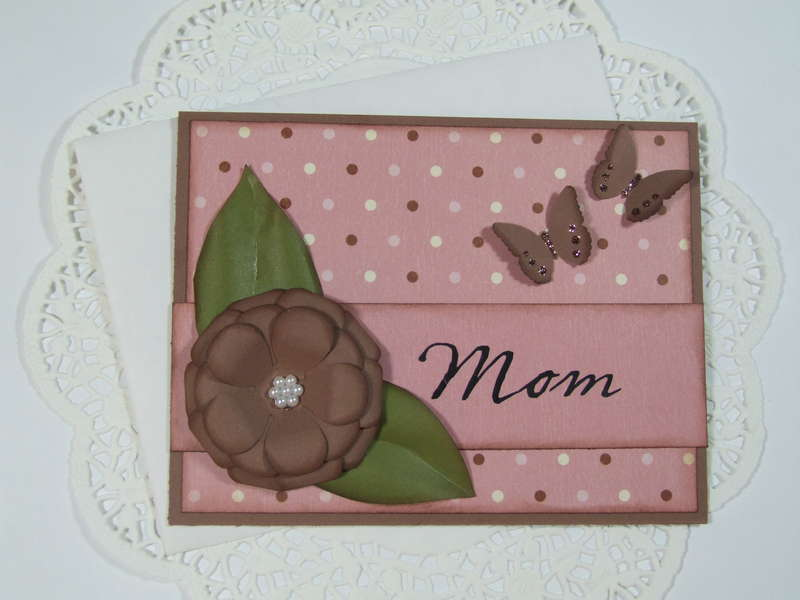 Mother's Day card for NSD challenge!
