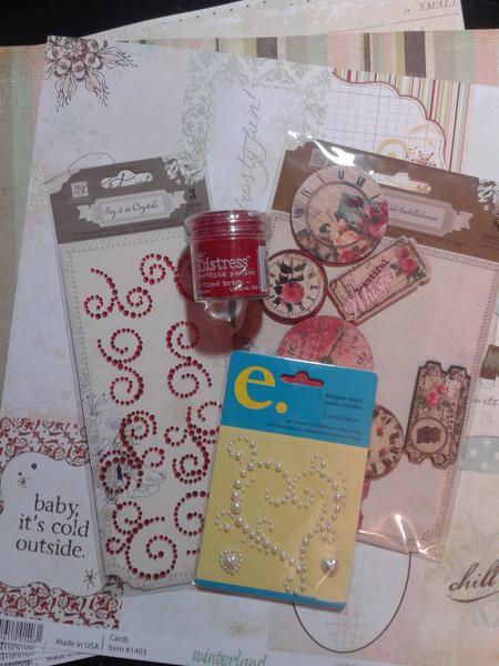 MOTM gift from Kim!