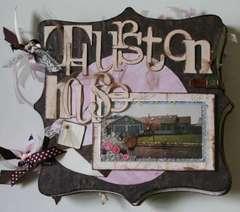 Thurston House Album Cover