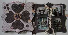 Heart Page and Corset Page