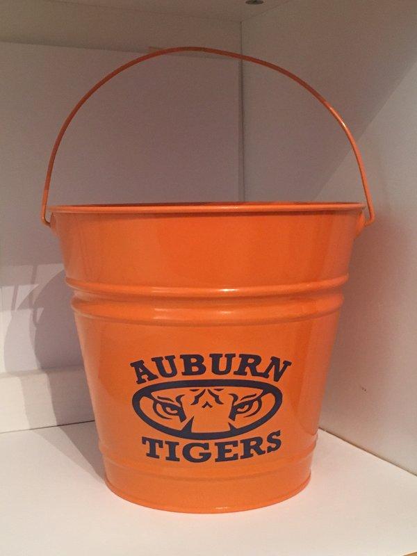 Auburn Tigers Pail