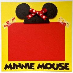 Minnie Mouse Page (Disney Gift Album)