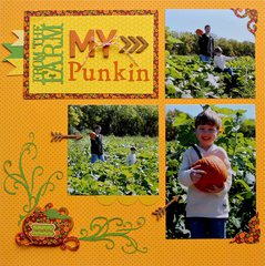 My Punkin {From the Farm} [Pumpkins]