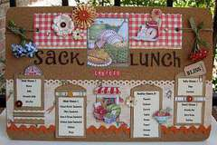 Sack Lunch Choices *Cookbookin'*