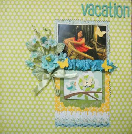 Vacation *Creative Promps for you*