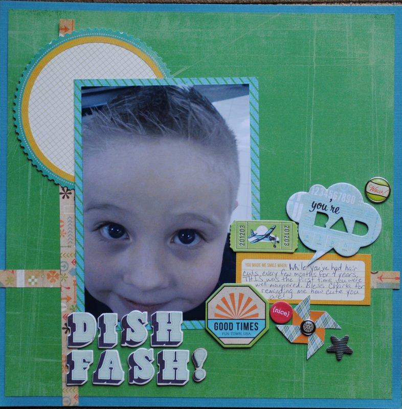 Dish Fashe!