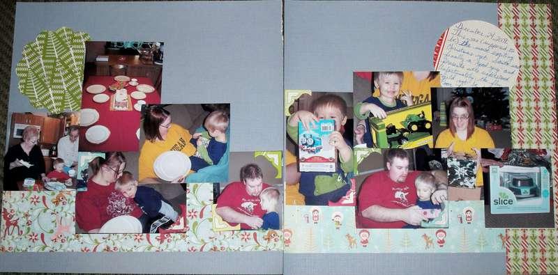 Untitled Christmas Eve 2009