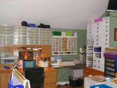 New and Updated Scrapbook Room 4