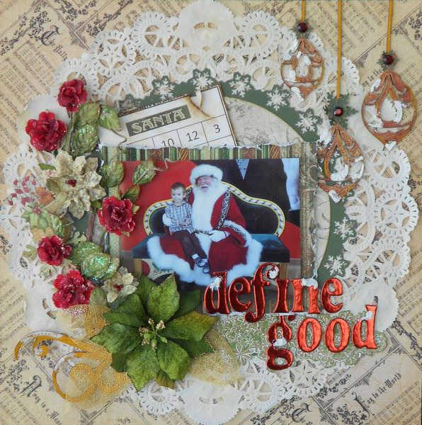 Santa, Define Good