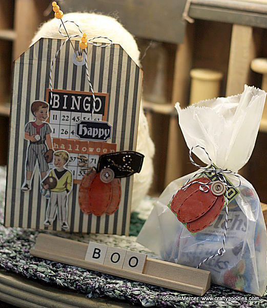 Treat bags and tag~