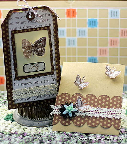 Tag and card