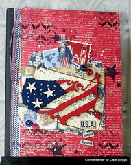 Patriotic journal bok