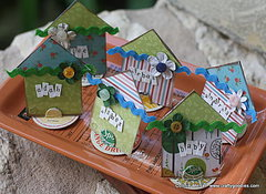 Place sittting cards~