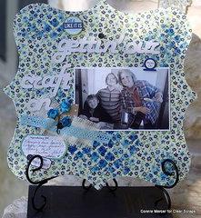 Acrylic page~