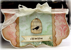 A little bird told me ***PURPLE ONION DESIGNS***