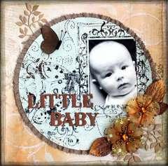Little Baby ****SCRAP THAT July kit***