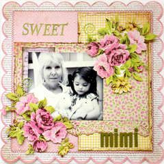 Sweet Mimi***August Scrap that!***
