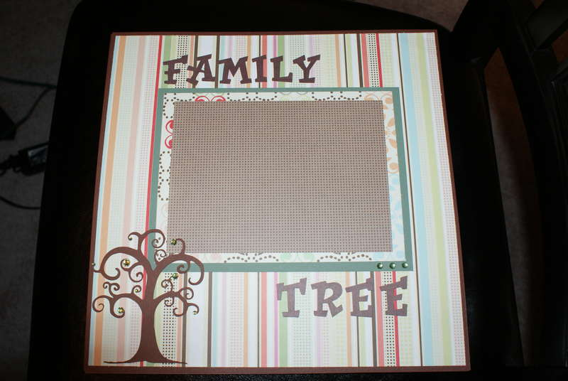 Family Tree page 1