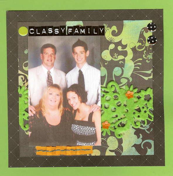 ...Classy Family...