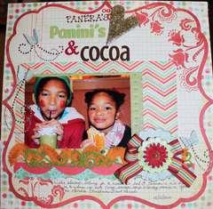 Panini's & CoCoa #4