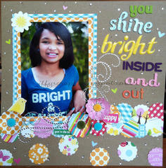 You Shine Bright....