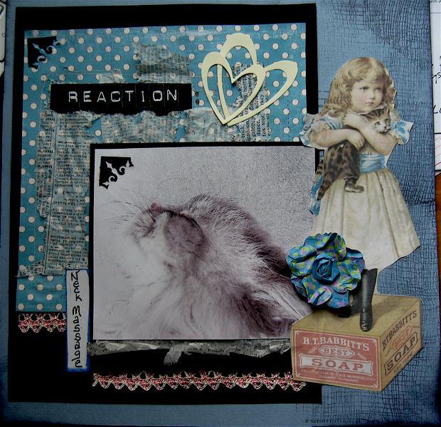 Reaction: (heart) Neck Massage