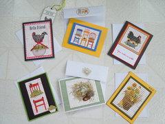 Mama's Washboard Cards